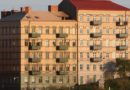 Lågtrycksblästring räddar fasaden