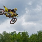 Smith Shows His Perfect Skill In MotoCross