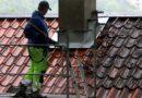 Soldattorpet vid Skansen Kronan får ett rent tak